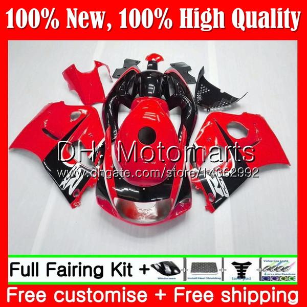 Body GSXR-600 For SUZUKI SRAD GSXR600 96 97 98 99 00 GSXR-600 5XH60 GSXR 600 750 Red GSXR750 1996 1997 1998 1999 2000 Fairing Bodywork