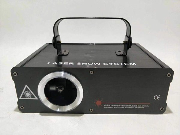 5000MW RGB Animation Laserlicht Rot 200mW Grün 10mW Blau 200mW Präzisions-Schrittmotor Punktliniengeometrie 12CH