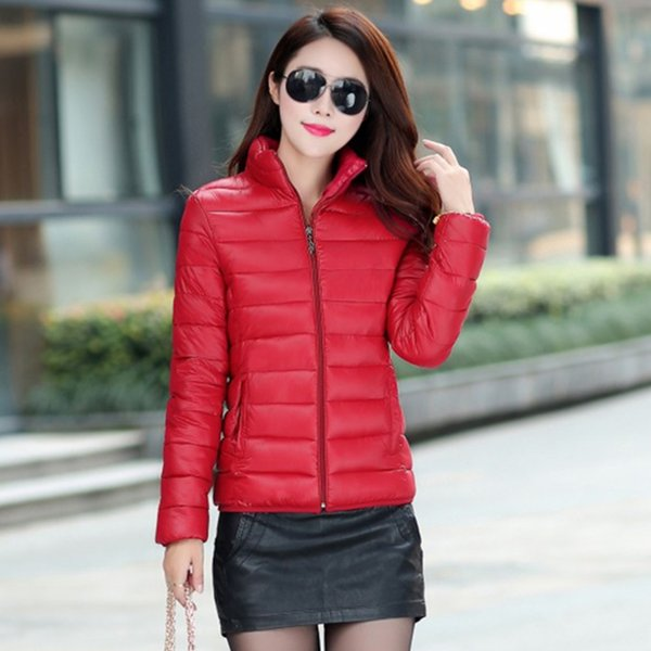 Special clearance treatment cotton jacket woman short slim down cotton jacket small size winter jacket