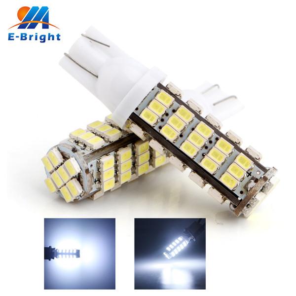 t10 led socket 6/20pcs T10 1206 68 SMD White LED Bulbs W5W 194 927 161 Socket Type Leds Cars Pathway Lighting Reading