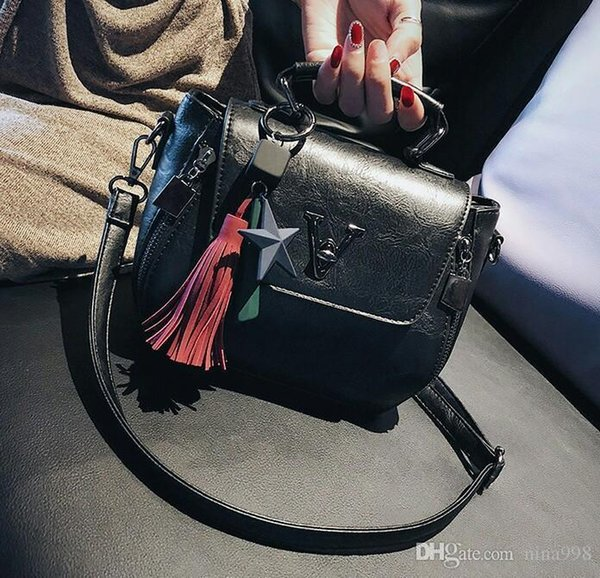 2019 2018 New Lady Fashion Hot Women Korean Style Bag With Single Shouder Hundred and Up Exquisite 002