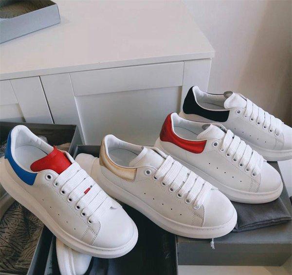 Mode De Luxe Designer Chaussures Femmes Hommes Baskets Meilleur Chaussures De Plateforme En Cuir Plat Parti Casual Chaussures De Mariage En Daim Sport Baskets Loveres