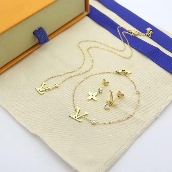 Sarı altın / 1Sets (3pieces)
