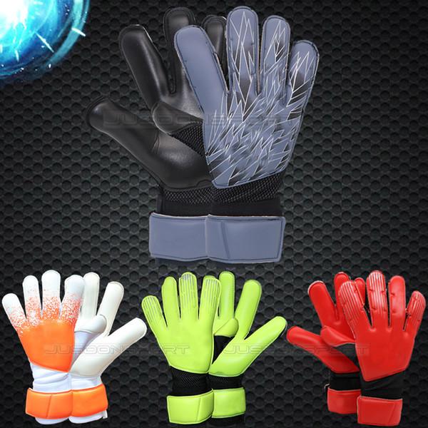 best selling Adult goalkeeper gloves soccer gloves football without fingersave Adulto luvas de goleiro Luvas de futebol Sem proteção de dedo full latex