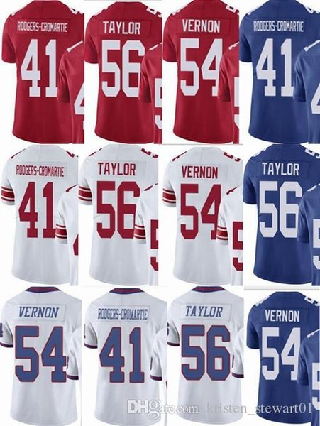 sale retailer 2c0a6 e94ad 2019 Custom Men/Youth/Women #41 Dominique Rodgers 54 Olivier Vernon 56  Lawrence Taylor Vapor Untouchable Limited/Rush/Elite Jerseys From Hxxy11,  ...