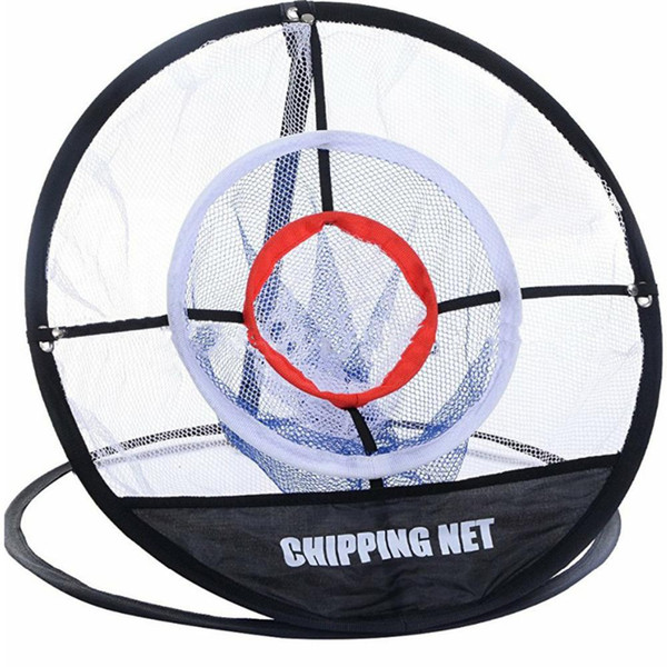 PGM outdoor Golf Chipping Practice Net Golf Pop UP Indoor Indoor Chipping Pitching Gabbie Training Hitting Aid Strumento portatile