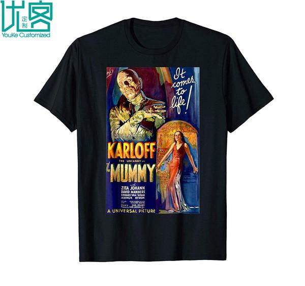 Hommes Maman classique vintage shirt d'été 2019 à manches courtes hommes T-shirt