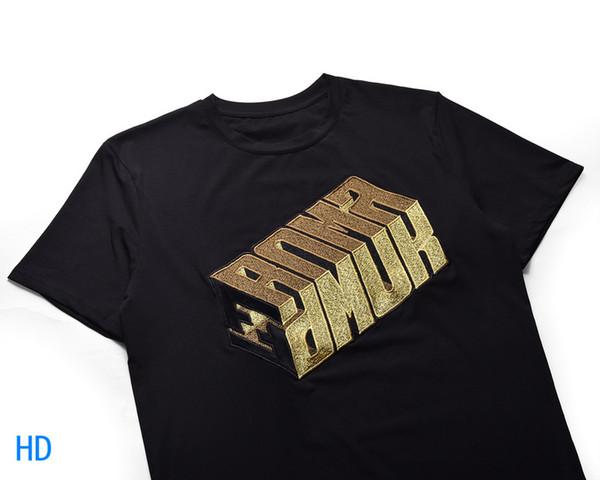3d ff para homens ff carta impressão t shirt dos homens clothing marca de manga curta camiseta mulheres tops de alta qualidade ilha fends medusa