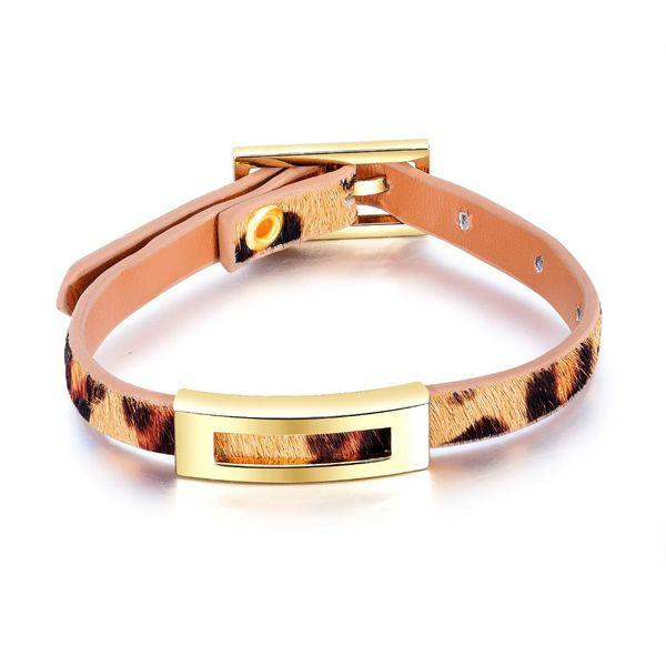 Horse-hair Bracelet popular European and American leopard-print ladies jewelry noble fashion women's Bracelet