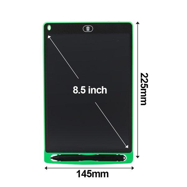 Green 8.5 inch