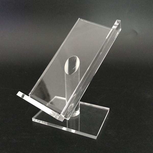 Acryl einzelne elektronische Zigarette Display-Ständer, Zerstäuber Display-Ständer, Acryl Make-up Stift Display-Ständer Acryl elektronische Zigarette BH