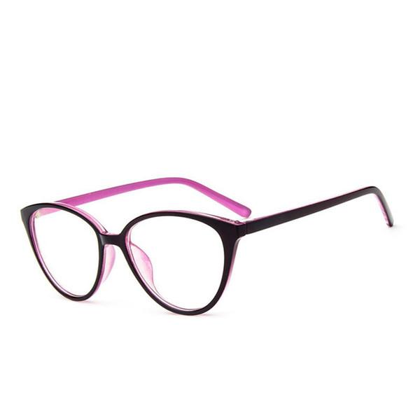 Clear Lens Glasses Men 2018 Optical Eyeglasses Frame Women Spectacle eye frames Women Brand Designer