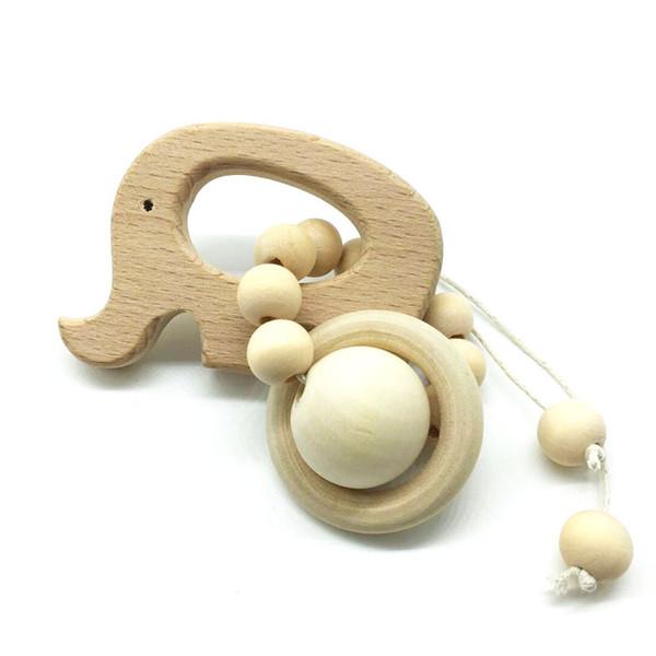 Molar çubuk bebek kayın hayvan fil molar çubuk ısırık Le sakız fabrika doğrudan satış