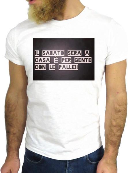 T-SHIRT JODE Z1724 SABATO SERA CASA GENTE MIT LUSTIGER KÜHLER ART UND WEISE NETTES GGG2 Mann-Frauen-Unisexmodet-shirt Freies Verschiffen lustiges kühles