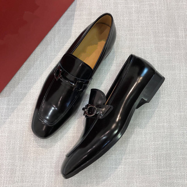 Lüks Erkek ayakkabı Marka Gerçek Deri Casual Sürüş Oxfords Flats Ayakkabı Erkek Loafers Makosenler İtalyan Erkekler Ayakkabı Sürüş EU38-45