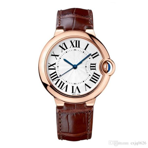 2019 Top Klassische marke modell mode Stil Hohe qualität Frauen Armbanduhr leder Luxus damenuhr Weibliche Tabelle Großhandel unisex uhr