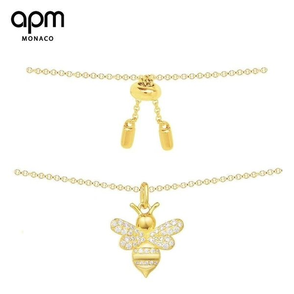 Europe and America Hotsale Design 18K White Gold Plated Sparky CZ Earrings Necklacet for Girls Women for Party Wedding Nice Gift
