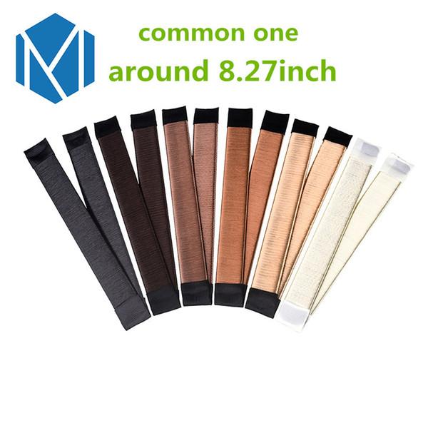 M MISMO 21 cm / 8.27 polegada Updo Bend Magic Bun Peruca Flexível Francês Chignon Faixas de Cabelo Fazendo Acessórios de Cabelo Prato Para As Mulheres