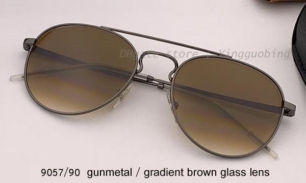9057/90 tunç / gradyan kahverengi mercek
