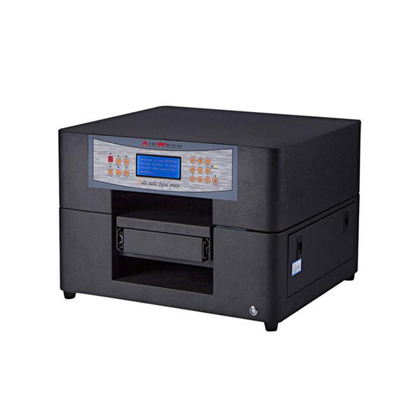 Imprimante à jet d'encre UV à plat de machine d'impression UV d'imprimante numérique pour des cas de téléphone