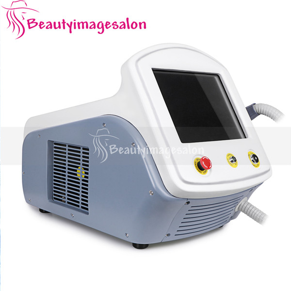 Pro 808nm diodo Laser Hair Removal Corpo Cabelo Rosto Permanente Máquina de remover a dor Free Anti Age Máquina