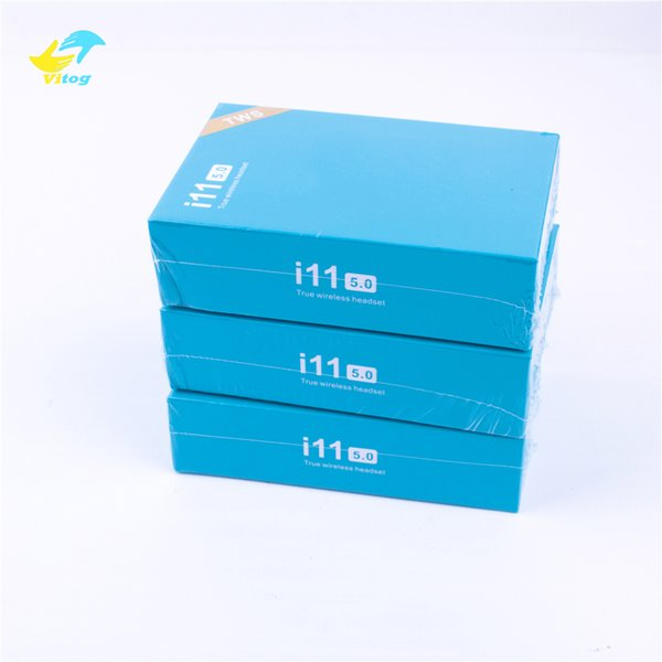i11 tws bluetooth 5.0 kabellose bluetooth kopfhörer für stereo anrufe siri kabellose headset ohrhörer mit touch control für smartphones