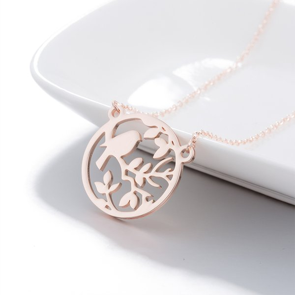 rose gold 45cm
