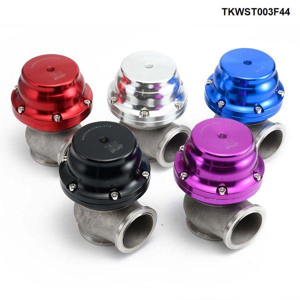 best selling Tansky - V44 MVR 44mm V Band External Wastegate Kit 24PSI Exhaust Manifold or Header Waste gate TKWST003F44