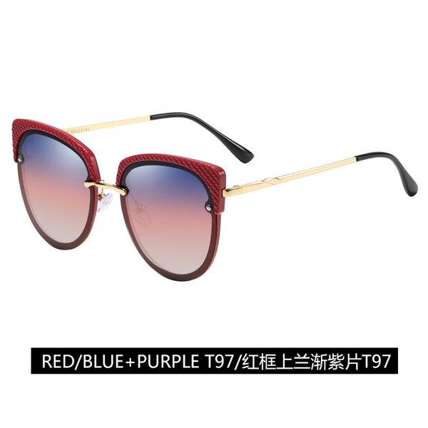 Зеркальные очки T97