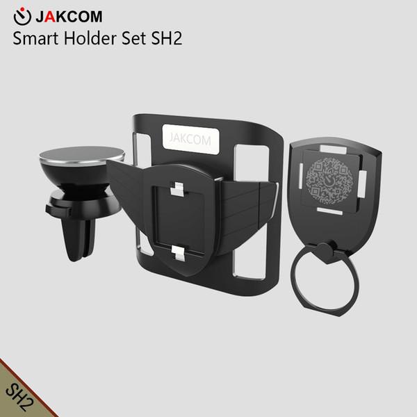 JAKCOM SH2 Smart Holder Set Hot Sale in Cell Phone Mounts Holders as smartphone 4g lte wood cellphon holder dirt bike 250cc