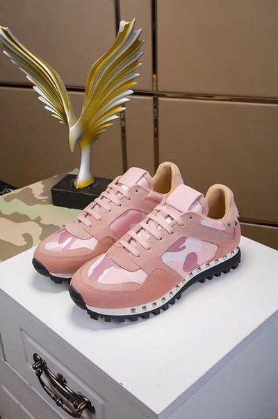 Luxury Designer shoes Casual Shoes Mens Womens Fashion Sneakers Party Wedding Shoes Sports Sneakers man shoe woman shoe flatform hy18052209