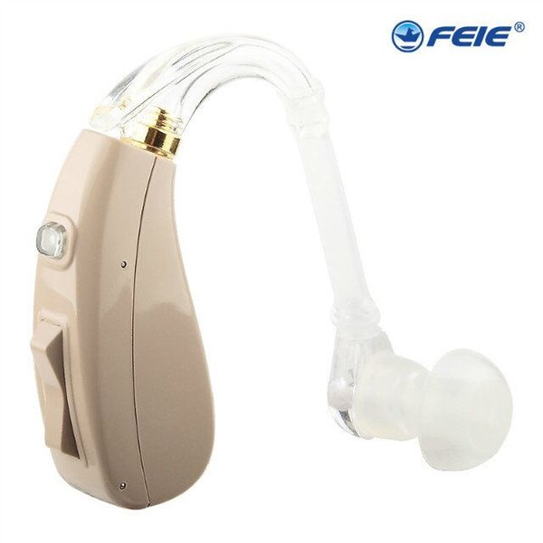 2019 Feie Hearing Aids digital top selling products BTE Portable Mini rechargeable Voice Amplifier with Free Technical Support MY-202