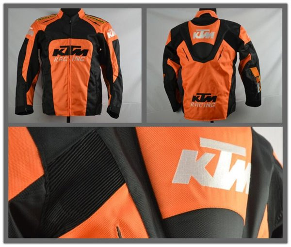 top popular New ktm breathable professional racing suit knight jacket outdoor travel protection motorcycle jackets cycling clothing windproof 2020