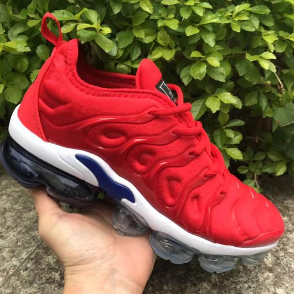 2019 VM Plus Running Shoes Men Women Grape Black Speed Red White Game Royal Anthracite Ultra White Black Designer Sneakers