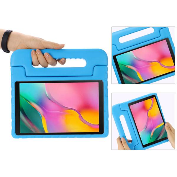 Bambini Bambini maniglia del basamento di EVA soffice schiuma antiurto Tablet di caso per Apple iPad Mini 2 3 4 Ipad Air ipad pro 9.7