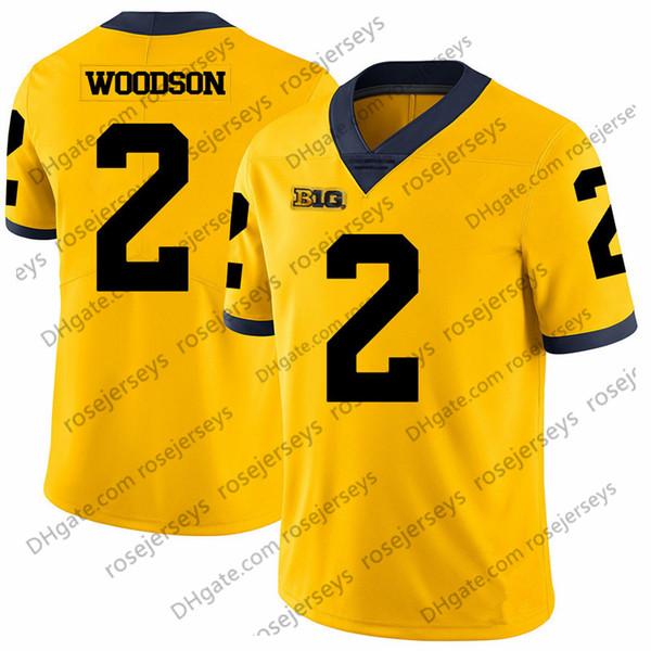 2 تشارلز وودسون الأصفر