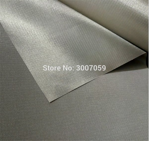 top popular Nickel Copper RFID Blocking fabric EMF shielding material thermal Conductive cloth 2021
