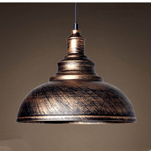 Maison moderne pendentif lumières vers le bas de la lampe E27 lampes décoratives suspendus lumière pendante pour la maison jardin café salle restaurant