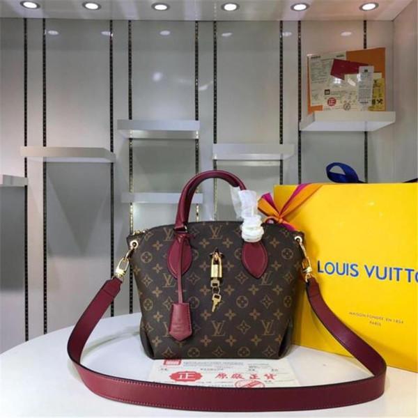 Neue Berühmte Designer-Marke Handtaschen Taschen aus hochwertigem Leder Schulter Handtasche Schulter Totes Clutch Damen Mit Staubbeutel