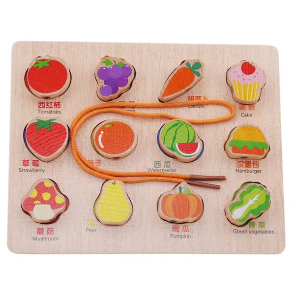 색상 : 과일 및 채소