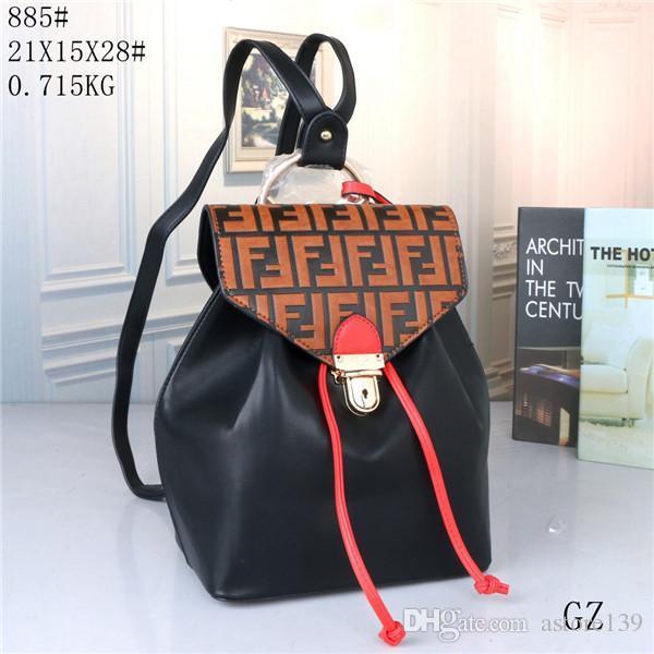 DGmk 885# Best price High Quality handbag tote Shoulder backpack bag purse wallet men bag
