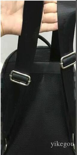 2018 vendita calda borse moda classica donne nere borse zaino stile borse borsone borse a tracolla unisex 40 cm sport outdoor pack