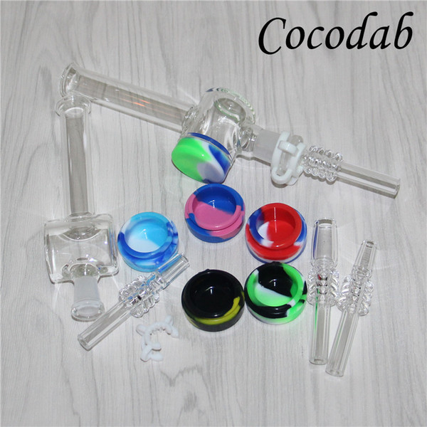 Style 3 10mm Colorful Kinds Straws Tiny Collectors Styles with Case