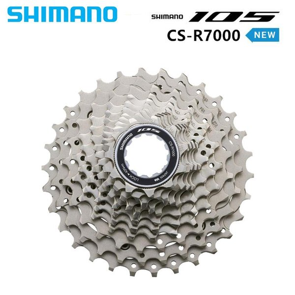 67bf08b791 2019 NEW SHIMANO 105 CS R7000 11 SPD Speed HG Cassette 11 28T 11 30T 11 32T  11 34T Road Bike Cycling Freewheel 5800 From Teddycycling, $36.46 | ...