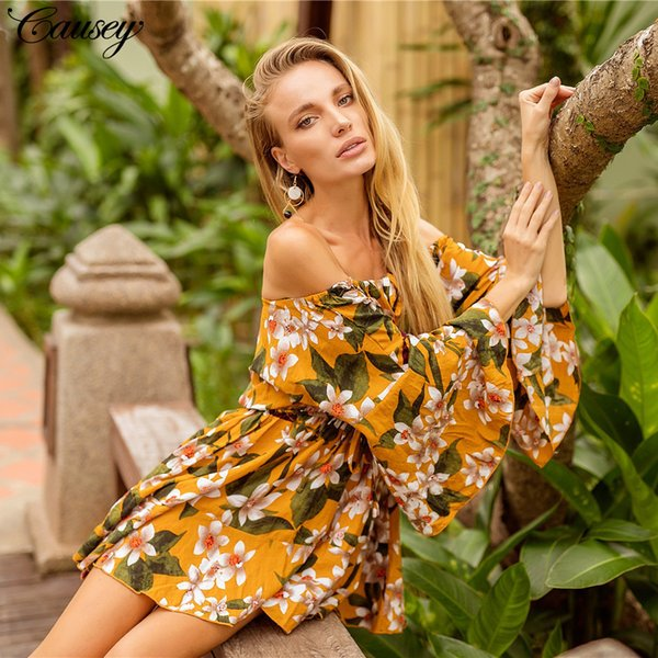Saida De Beach Lace Swim Cover Up Women Dress Towel Ups Summer Long Tunic 2019 New Stamp Elastic High Waist Strapless Skirt