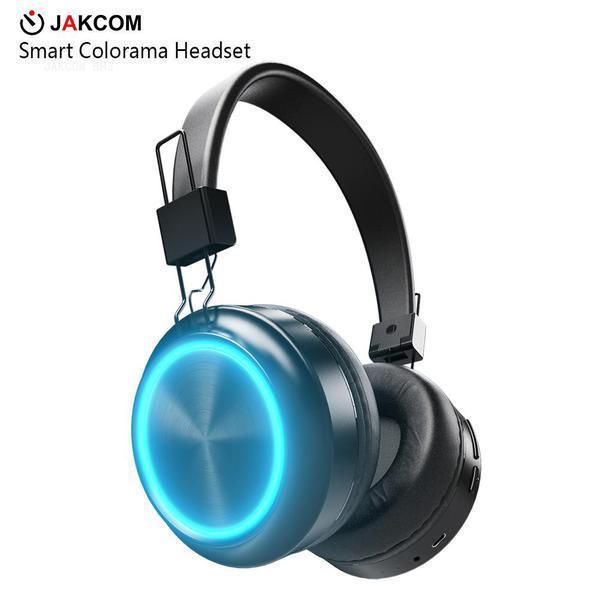 JAKCOM BH3 Smart Colorama Headset New Product in Headphones Earphones as ue megaboom trn x6 rollex watch
