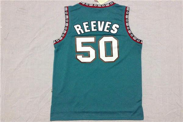 best loved 16224 288d6 MEMPHIS Vancouver #10 Mike Bibby #50 Reeves #3 Shareef Double Stitched Mesh  Vintage GRIZZLIES Retro Basketball Jersey Cool Funny T Shirts On T Shirt ...