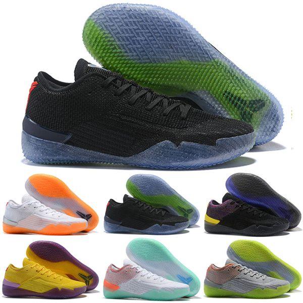 2018 новый Кобе NXT 360 Мамба день обувь для продажи высокое качество Кобе Брайант баскетбол обувь US7-US12