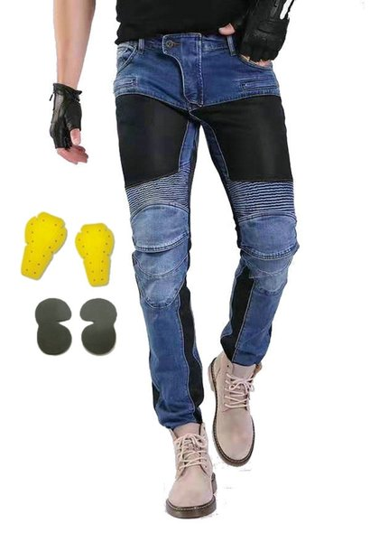 pantalon azul n ypads