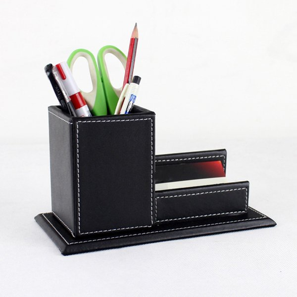Display Business Card Card Holder Desk Accessories Office Supplies Organizer